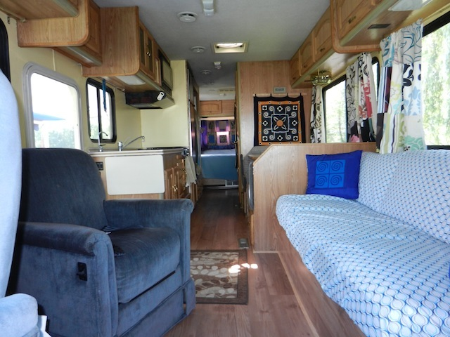 our renovated motorhome worldschool adventures